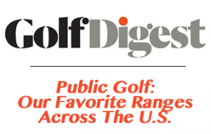 Golf Digest Favorite Driving Range