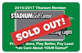 Titanium Member 16-17 Sold Out