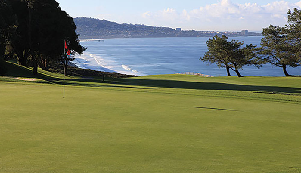 Torrey Pines Putting Green