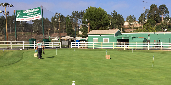 Torrey Pines Green Renovation