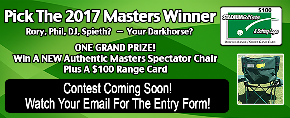 Master The Masters 2017