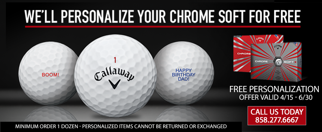 Callaway-Free-Personalization Chrome Soft