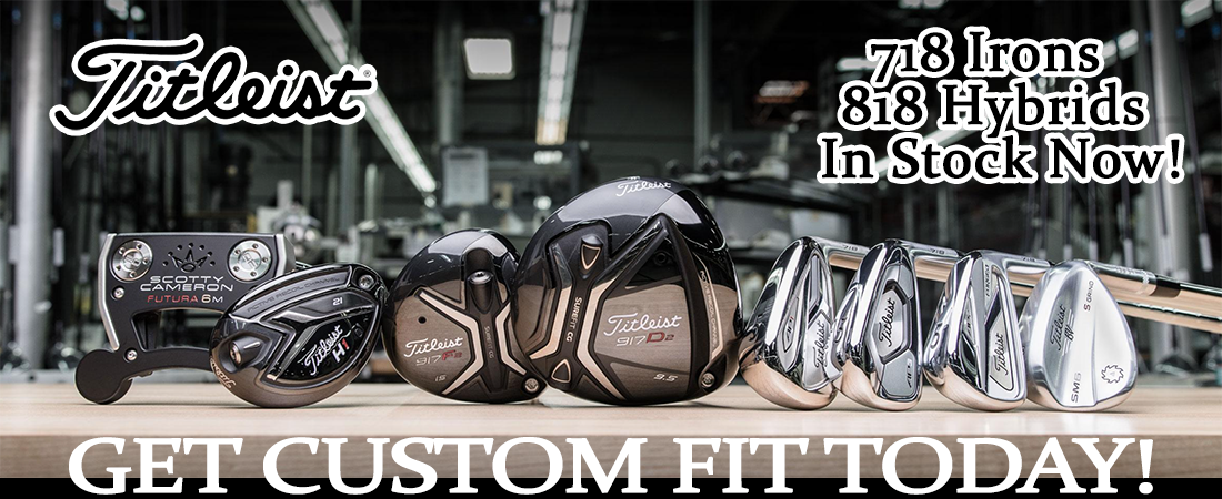 Titleist New Product
