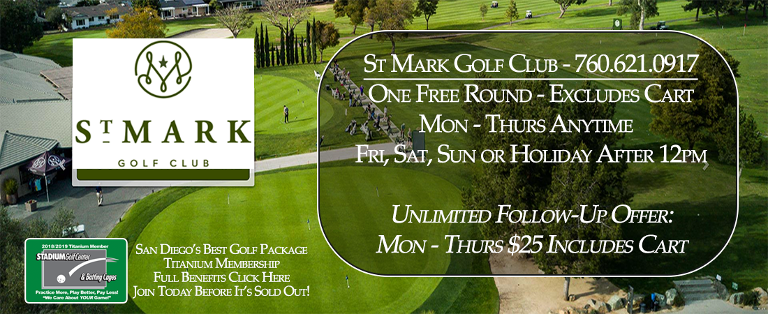 St Mark Golf Course - Titanium Partner