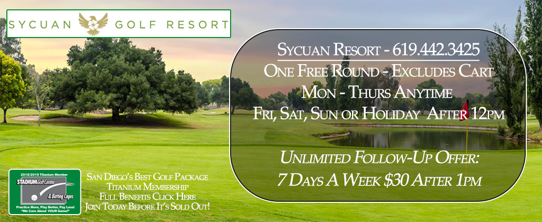 Sycuan Resort - Titanium Membership