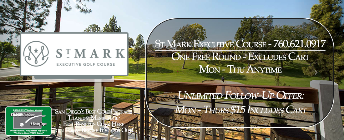 St. Mark Executive Golf Course