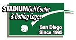 Stadium Golf Center Logo