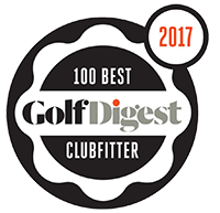 Golf Digest 100 Best Clubfitters