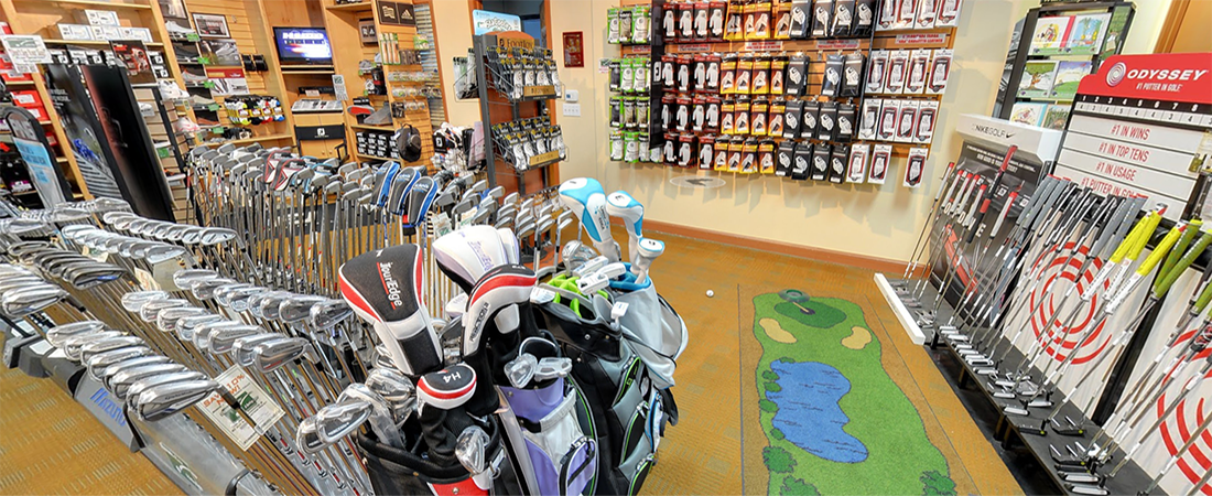 Stadium Golf Golf Shop