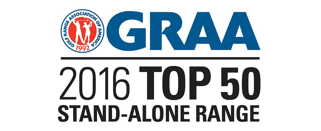 GRAA Top 50 Award 2016