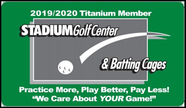 Titanium Membership 2019-2020