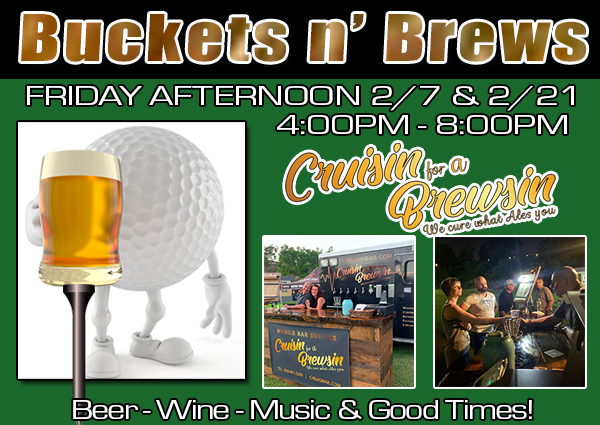 Buckets & Beers Friday At The Range!